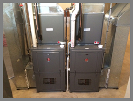 Residential Heating And Cooling Services